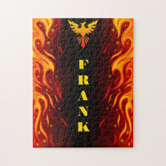 Flames of the Phoenix 11x14 Jigsaw Puzzle