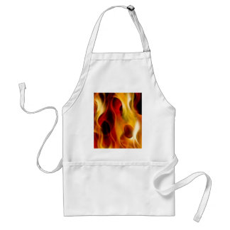 Flames Standard Apron