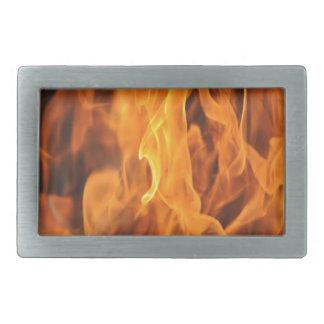 Flames - Too Hot to Handle Belt Buckles