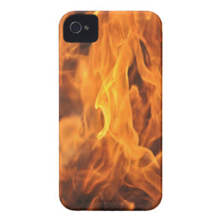 Flames - Too Hot to Handle iPhone 4 Cover