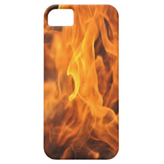 Flames - Too Hot to Handle iPhone 5 Covers