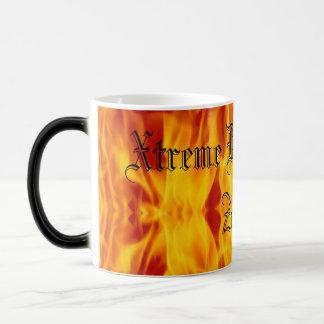 flames, Xtreme Destruction Zone Morphing Mug