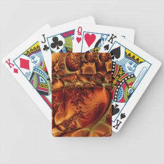 Flamewalker Poker Deck