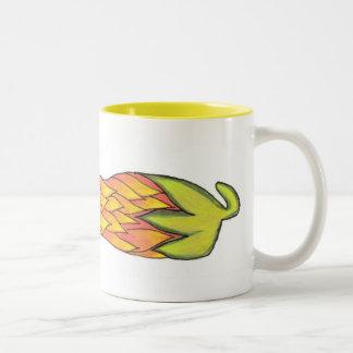 Flaming Chili Coffee Mugs