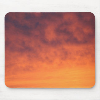 Flaming Clouds Mousepads