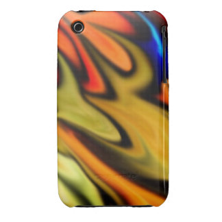 Flaming Desire Rainbow of Color iPhone 3 Covers