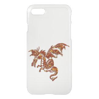 Flaming Dragon iPhone 7 Case