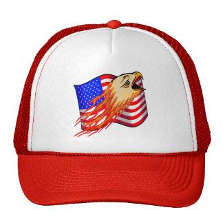 Flaming Eagle T-shirts and Gifts Cap