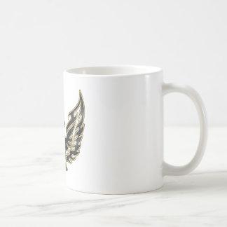 Flaming Firebird Coffee Mug