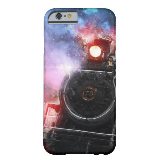 Flaming Freight Train Barely There iPhone 6 Case