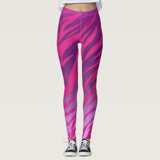 Flaming Leggings