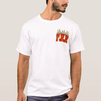 Flaming Rat Ranch T-Shirt