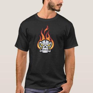 Flaming Skull T-Shirt