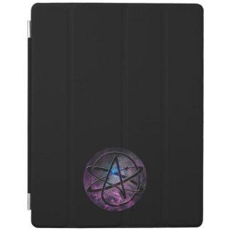 Flaming Star Nebula Atheist iPad Cover