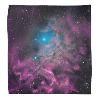 Flaming Star Nebula Bandana