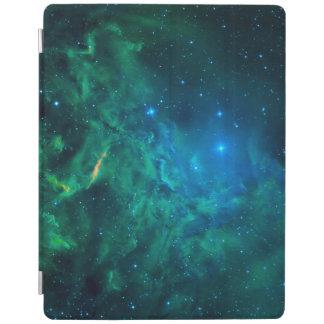 Flaming Star Nebula iPad Cover