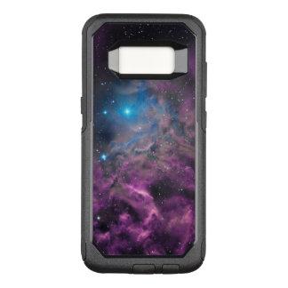 Flaming Star Nebula OtterBox Commuter Samsung Galaxy S8 Case