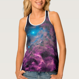Flaming Star Nebula Singlet