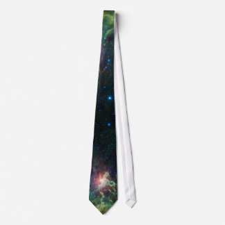 Flaming Star Runner NASA Tie
