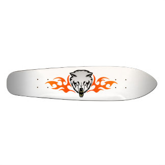 Flaming Wolf Skateboards