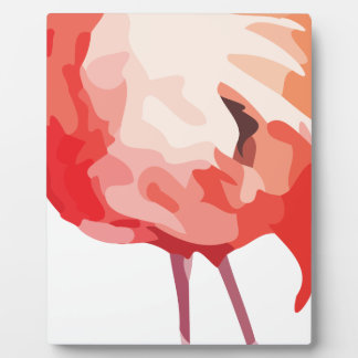 Flamingo_1 Plaque