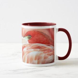 Flamingo#1/Ringer mug