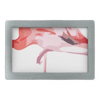 Flamingo_3 Belt Buckle