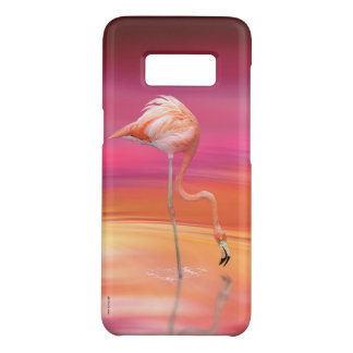 Flamingo acrobat Case-Mate samsung galaxy s8 case
