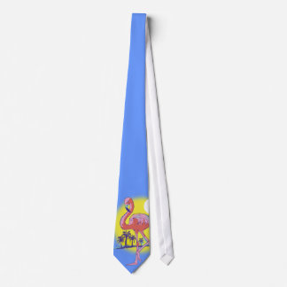 Flamingo Bar and Grill Tie