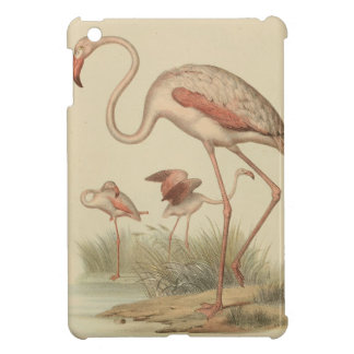 Flamingo bingo cover for the iPad mini