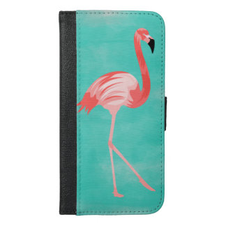 Flamingo Bird iPhone 6/6s Plus Wallet Case