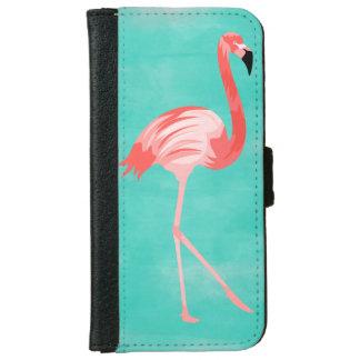 Flamingo Bird iPhone 6 Wallet Case