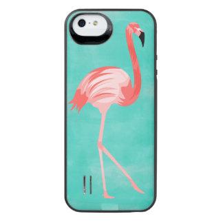 Flamingo Bird iPhone SE/5/5s Battery Case