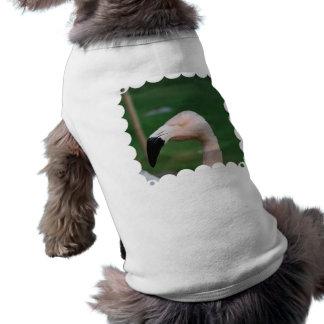 Flamingo Bird Pet Shirt