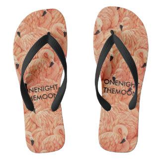 Flamingo Bird Thongs