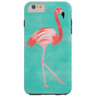 Flamingo Bird Tough iPhone 6 Plus Case