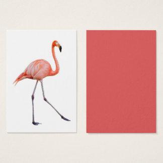 Flamingo Business Card