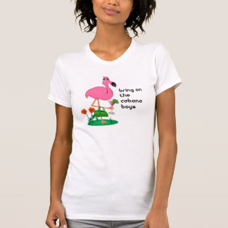 Flamingo/Cabana Boys T-Shirt