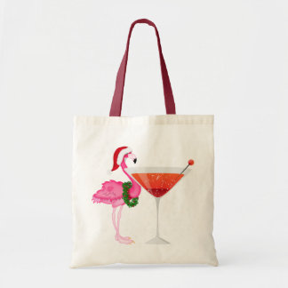 Flamingo Cocktail Tote - SRF
