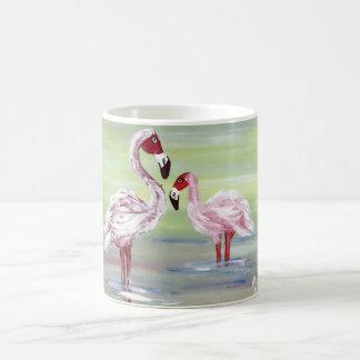 Flamingo cup