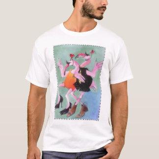 Flamingo Dance T-Shirt