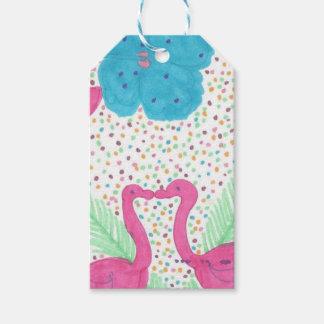 Flamingo Fun Tropical Pattern