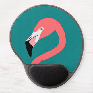 Flamingo Gel Mouse Pad