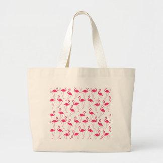 Flamingo Large Tote Bag