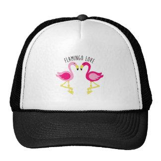 Flamingo Love Cap