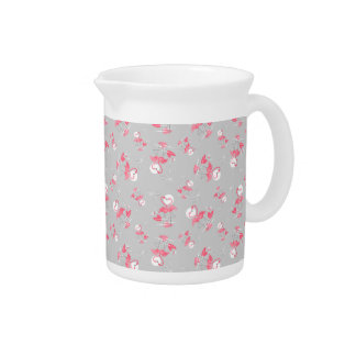 Flamingo Love Multi pitcher