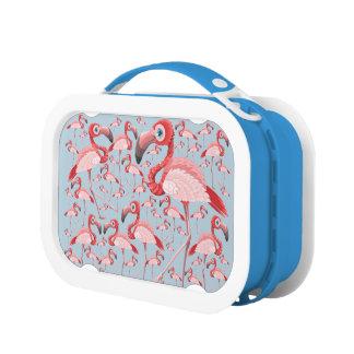 Flamingo Lunch Box
