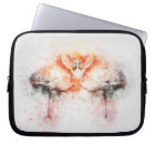 Flamingo Neoprene Laptop Sleeve 10 inch