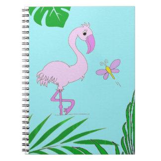 Flamingo Notebooks