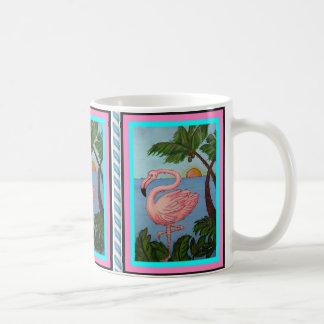 Flamingo Paradise Mug